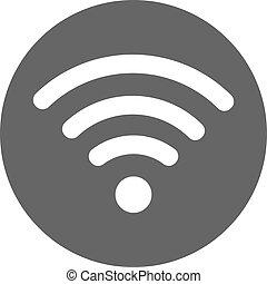 WIFI Icon gray
