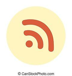 wifi symbol icon vector design