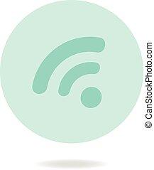 wifi, zeichen