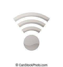 wifi, zona, internet