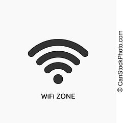 Wifi zone icon