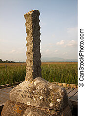 Wigtown Martyrs Monument, Scotland - The Wigtown Martyrs...