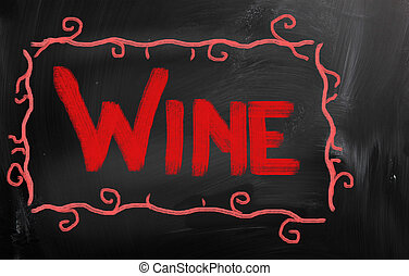 wijntje, concept