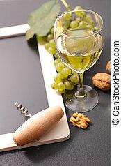 wijntje, en, druif