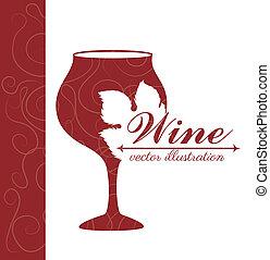 wijntje, ontwerp