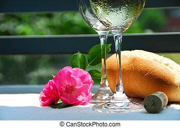 wijntje, twee, bril