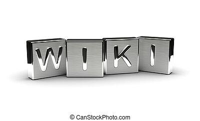 wiki, εδάφιο , μέταλλο