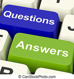 wiki, conoscenza, chiavi, esposizione, risposte, computer, domande, sostegno