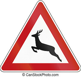 Wild Animals Crossing