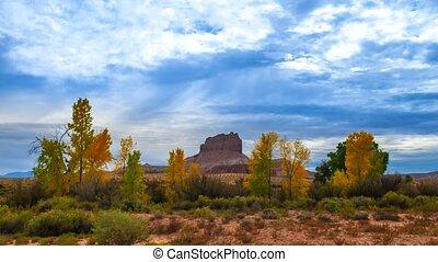 Wild Horse Butte Landscape - Wild Horse Butte Near Goblin...