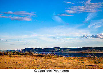Wild nature of Mongolia