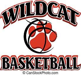 wildcat basketball - wildcats basketball team design with...