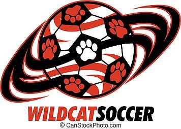 wildcat, futball