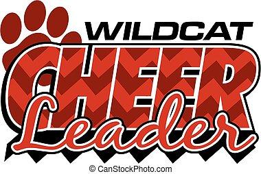 wildcat, hejarklacksanförare
