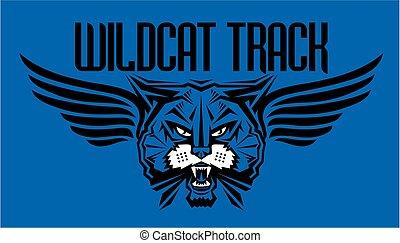 wildcat track