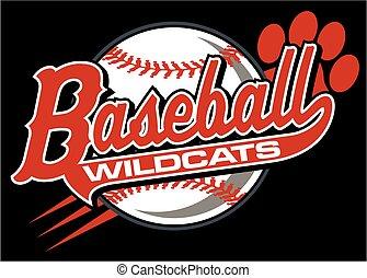 wildcats, 野球