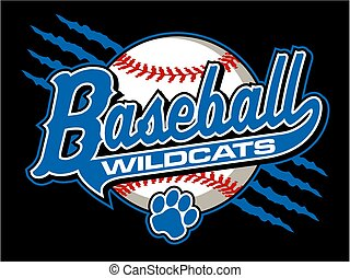 wildcats, baseball
