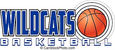 Wildcats Basketball Design