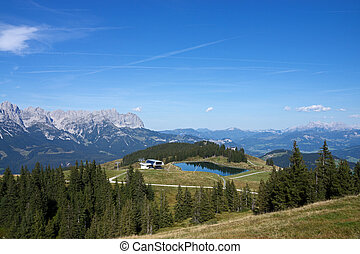 Wilder Kaiser, Tyrol, Austria - Wilder Kaiser, photo taken ...