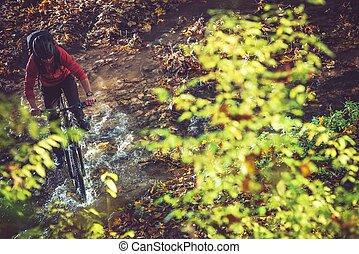 Wilderness Bike Ride