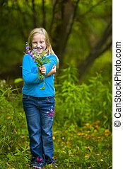 Wildflowers Presented by Girl