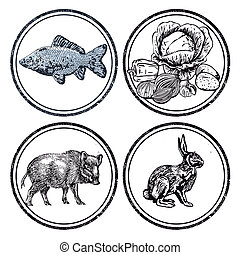 Wildlife and Fish Stamps