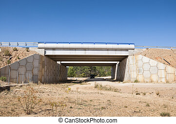 Wildlife passage - They are structures that allow animals ...