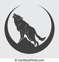 wilk, symbol