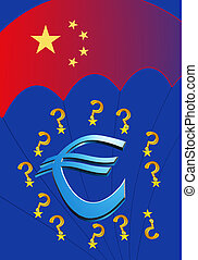Chinese can halt the European debt crisis through rescue package and bailout funds