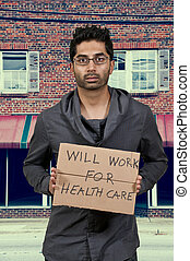 Will Work for Healthcare