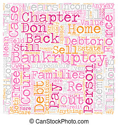 Will You Have to Pay Back the Debt Anyway text background wordcloud concept