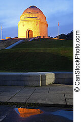 william, monumento conmemorativo, mckinley, nacional, ...