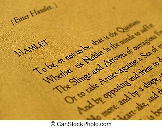William Shakespeare Hamlet - William Shakespeare\'s Hamlet...