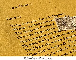 william shakespeare, weiler