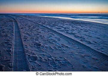 Wilmington coastal scene, Wilmington, North Carolina