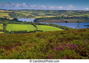 Wimbleball Lake Exmoor Devon - Wimbleball Lake Exmoor ...