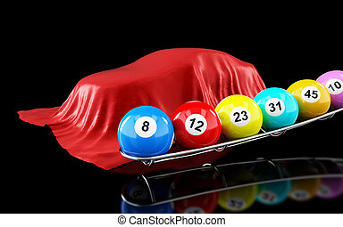 win cars in the lottery