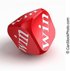 win red dice