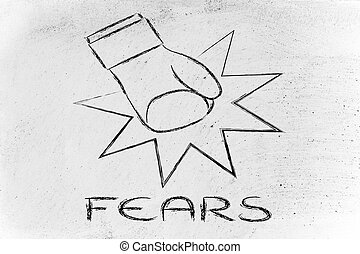 win the challenge, overcome your fears and problems