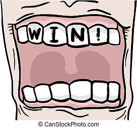 Win tooth