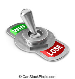 Win vs Lose Switch