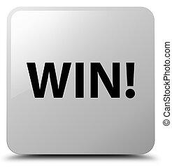 Win white square button