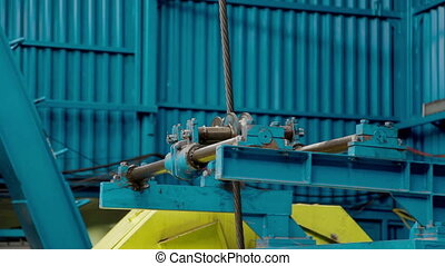 Winch system of drilling rig - Winch system of oil drilling...