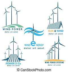 Wind and Sun Power Making Company L