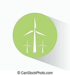wind energy turbines clean