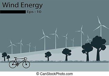 wind energy, Wind Generators