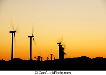 Wind energy - Windmills for electric power production at ...