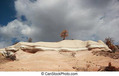 wind erosion rocks