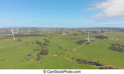 Wind Farm - An alternative energy wind farm in Bass Coast, ...