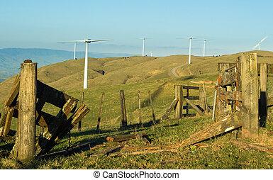 Wind Farm Gateway